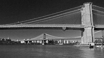 Die Brücken von Manhattan von Denis Feiner