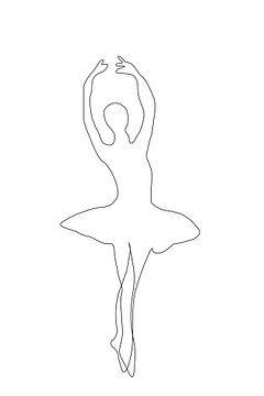 Ballerina Odette von MishMash van Heukelom