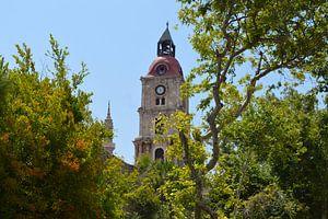 Kerk Rhodes van Vera de Jong