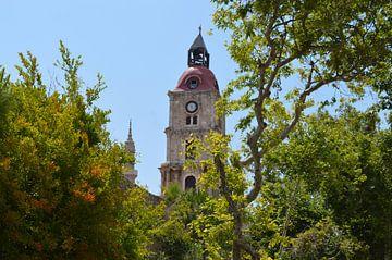 Kerk Rhodes von Vera de Jong