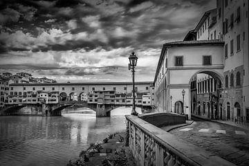 FLORENZ Ponte Vecchio von Melanie Viola