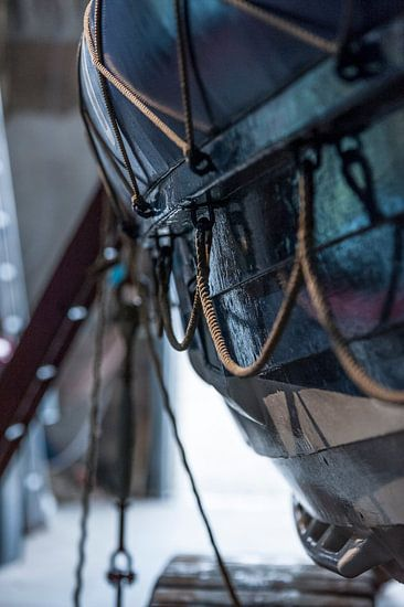 Reddingsboot van Ameland van Edwin Sonneveld