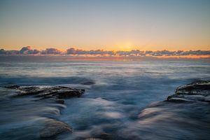 Sunrise Curl Curl ,  Australië , Manly