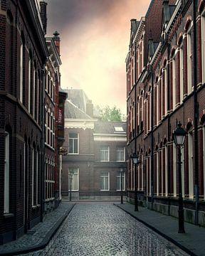 Choorstraat in Den Bosch van Jacq Christiaan