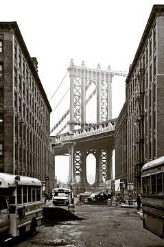 Pont de Brooklyn von Arnaud Bertrande