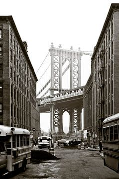 Pont de Brooklyn van Arnaud Bertrande