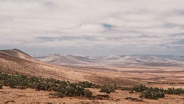 Marokkaans landschap van
