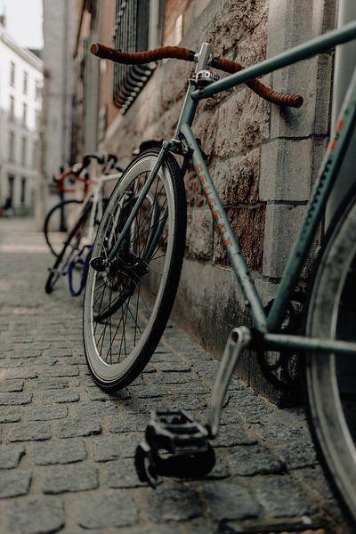 Old bicycle von Jelle Lagendijk