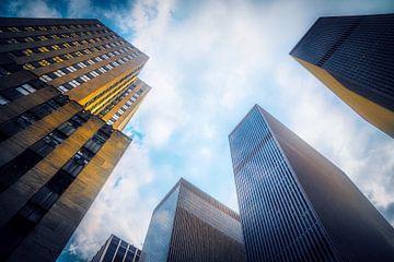 Der einzige Weg ist nach oben von Joris Pannemans - Loris Photography