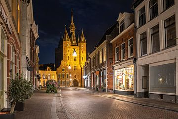 Zwolle Sassenpoort von Fotografie Thilou van Aken