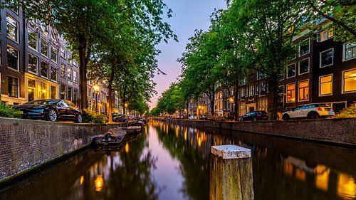 Amsterdam in stilte