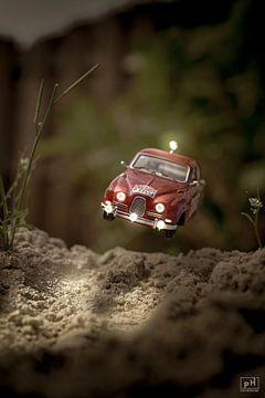 Jump van Pieter Heine