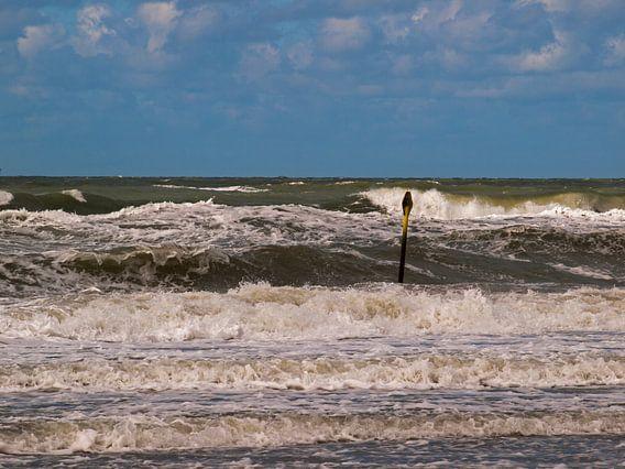 Golven op zee, Kijkduin van Rinke Velds
