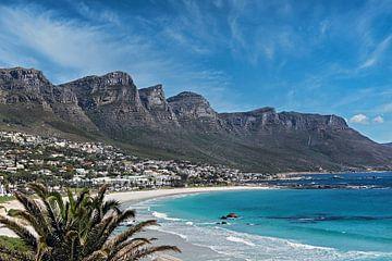 Clifton beach, Zuid Afrika van gea strucks