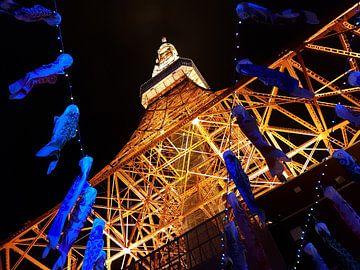 Tokyo Tower van Kim Koppenol