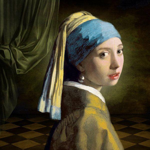 Meisje met de Parel - The Before the Fading Edition sur Marja van den Hurk