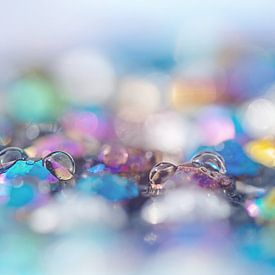 Bonte parade van druppels en kleuren van Jessica Berendsen