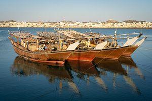 Vorführungen auf der Masirah-Insel Oman