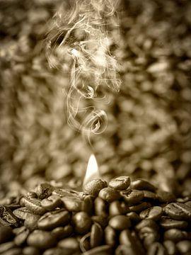 Koffiebranden van Humphry Jacobs