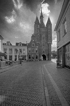 Sassenpoort Zwolle van Peter Bartelings Photography