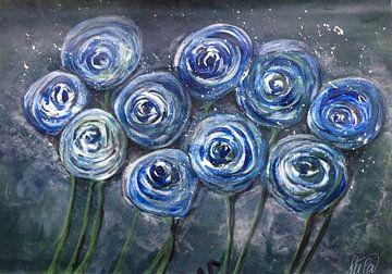 """Blumenbonbons"" van Susanne A. Pasquay"