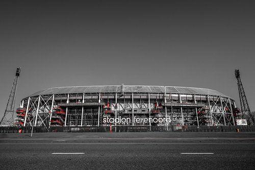 De Kuip | Stadion Feyenoord | Rotterdam - rzw