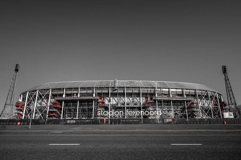 De Kuip   Stadion Feyenoord   Rotterdam - rzw van Nuance Beeld