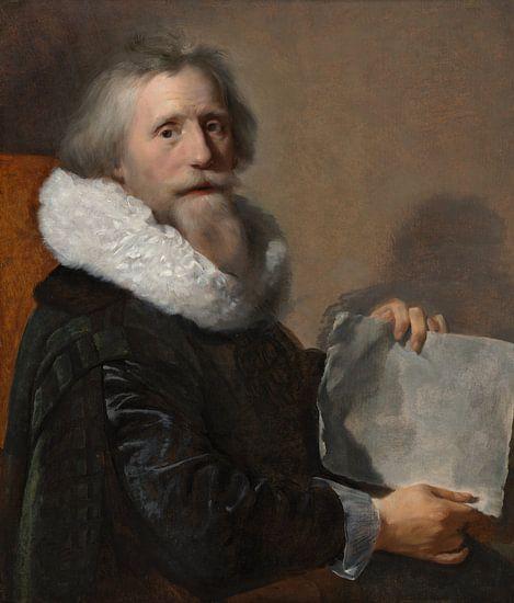 Paulus Moreelse, Zelfportret van Meesterlijcke Meesters