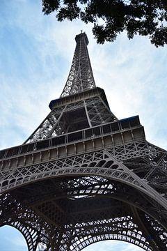 De Eiffeltoren van Anouk IJpelaar