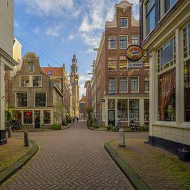 Eerste Leliedwarsstraat Amsterdam van Foto Amsterdam / Peter Bartelings