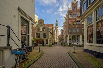 Eerste Leliedwarsstraat Amsterdam von Foto Amsterdam / Peter Bartelings