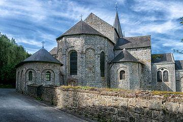 Kerk uit Noisy von Melien Suranno