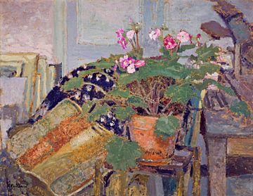 Blumentopf, Édouard Vuillard