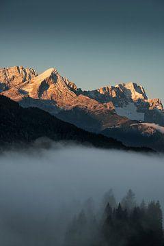 Alpen von Marvin Schweer