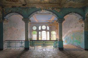 Majestätisch Beelitz Heilstätten von Truus Nijland
