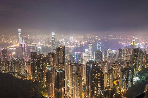 the peak of hongkong