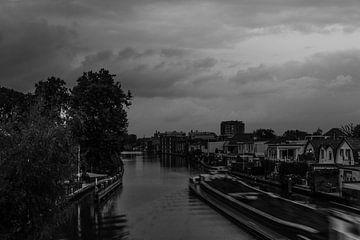 Stilte voor de storm van Leontine Mols