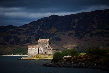 Eilean Donan Castle van Jeroen Kransen