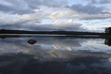 Landschaft Schweden von Pauline Bergsma