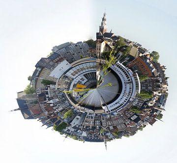 Alkmaar, mijn kleine planeet van Cora Unk