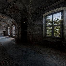 Verlaten Gevangenis van Steven Dijkshoorn