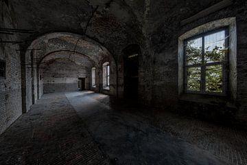 Verlassenes Gefängnis von Steven Dijkshoorn