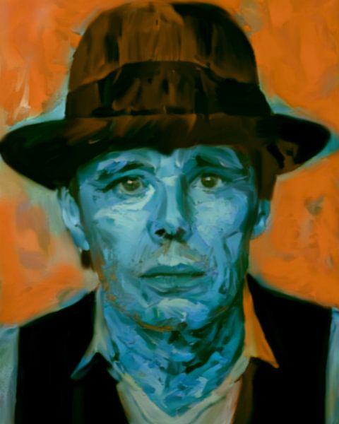 Joseph Beuys Realismus Pop Art PUR van Felix von Altersheim