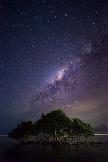 Window to Space - Melkweg van Vincent Fennis