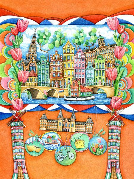 Amsterdam - Europa voor Kinderen