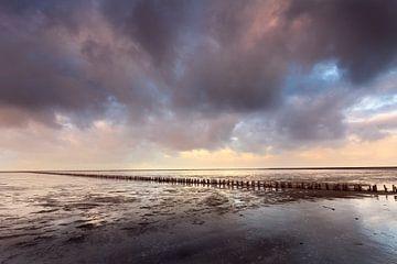 Wattenküste von Ton Drijfhamer