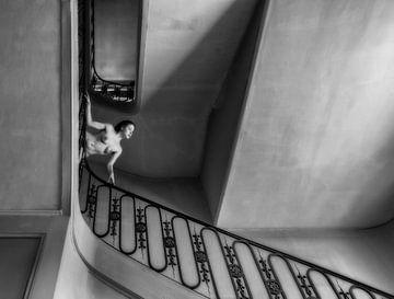 Escalier, Luc Stalmans sur 1x