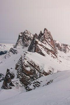 Seceda 2500m - Dolomieten