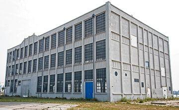 L'usine de menuiserie de Flessingue est terminée sur Mariska Wondergem