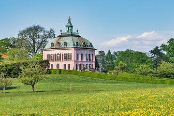 Fasanenschlösschen in Moritzburg, Deutschland von Gunter Kirsch